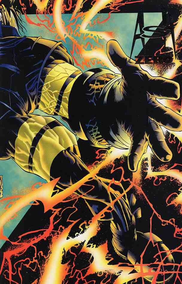 Ash comic issue 0.5