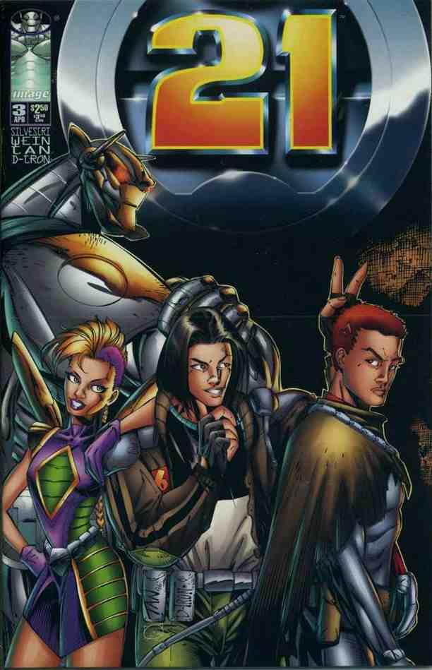 21 comic issue 3