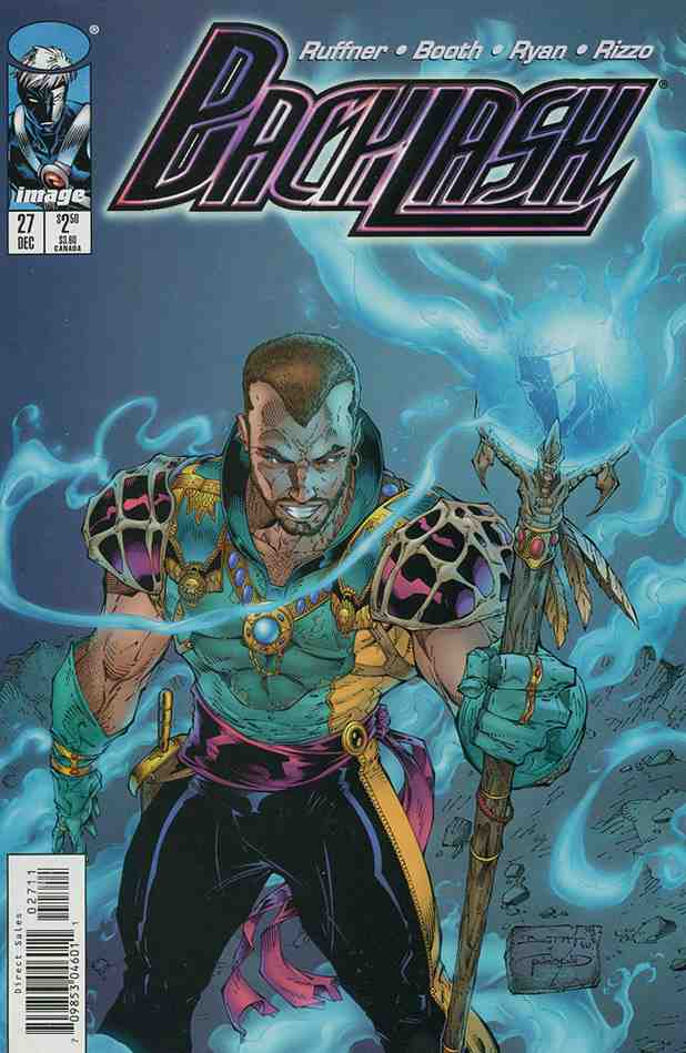 Backlash comic issue 27