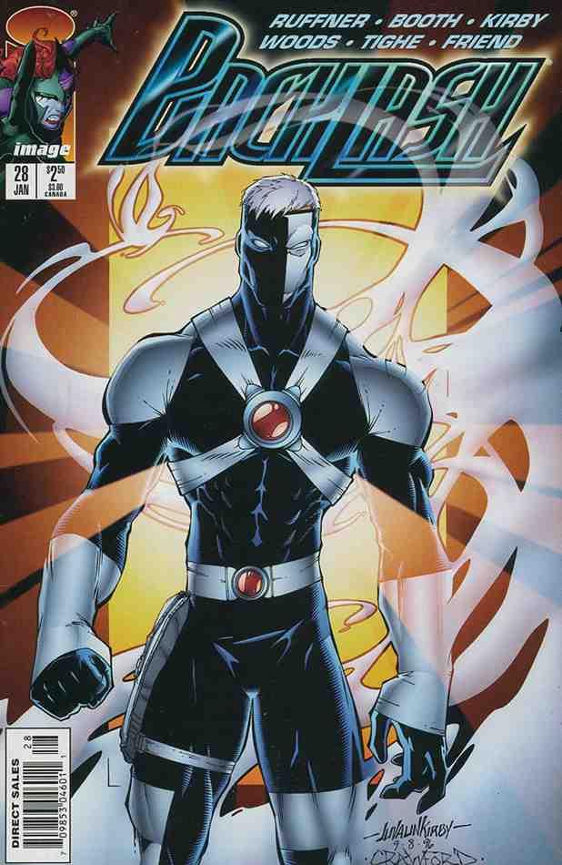 Backlash comic issue 28