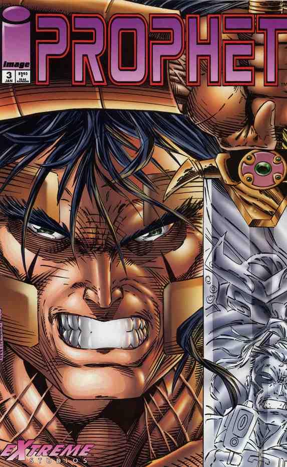 Prophet comic issue 3