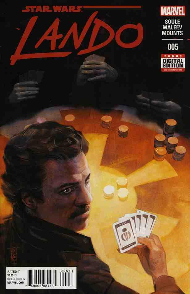 Lando comic issue 5
